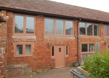 Thumbnail 3 bed barn conversion to rent in Oak Road, Aylesbeare, Exeter