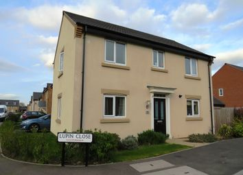 Thumbnail 3 bed detached house for sale in Lupin Close, Stenson Fields, Derby