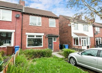 Thumbnail 3 bed semi-detached house for sale in Henbury Street, Great Moor, Stockport