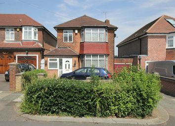 Thumbnail 3 bed detached house for sale in Fountains Crescent, London