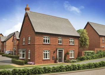 "Thumbnail 5 bed detached house for sale in ""Eaton"" at Tarporley Business Centre, Nantwich Road, Tarporley"