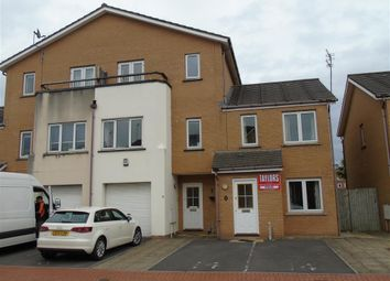 Thumbnail 3 bed flat to rent in Grangemoor Court, Cardiff Bay, Cardiff