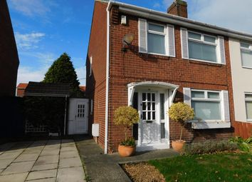 Thumbnail 2 bed semi-detached house for sale in Kenilworth Road, Ashington