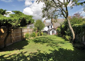 Thumbnail 1 bed terraced house for sale in The Street, Ickham, Near Canterbury