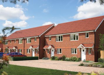"Thumbnail 2 bed terraced house for sale in ""The Netley"" at Church Road, Bishopstoke, Eastleigh"