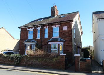 Thumbnail 3 bed semi-detached house for sale in Hitchin Street, Biggleswade