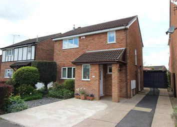 Thumbnail 3 bed detached house for sale in Hobkirk Drive, Sinfin, Derby