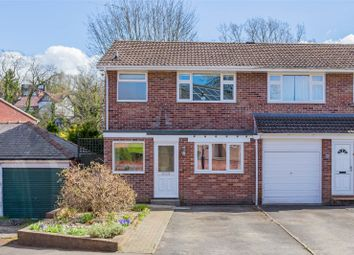 Thumbnail 3 bed semi-detached house for sale in Laverdene Avenue, Sheffield, South Yorkshire