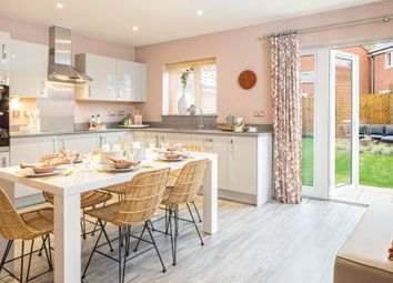 """Thumbnail 4 bedroom detached house for sale in """"The Bredon"""" at Deardon Way, Shinfield, Reading"""