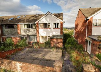 Thumbnail 3 bed end terrace house for sale in Redhills, Exeter