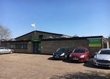 Thumbnail Light industrial for sale in 6 Barnes Close, Brandon, Suffolk