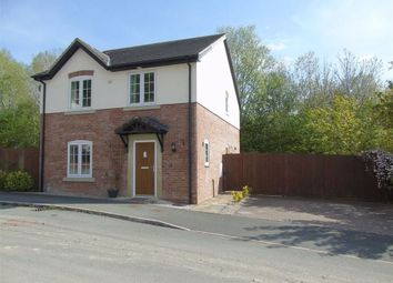 Thumbnail 4 bedroom detached house for sale in 39, Maes Y Dderwen, Llanfyllin, Powys