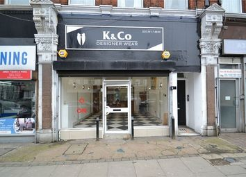 Thumbnail Commercial property to let in Cricklewood Broadway, London