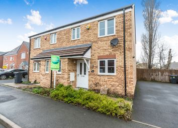 Thumbnail 2 bed semi-detached house for sale in Silvermere Park Way, Birmingham