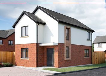 Thumbnail 3 bed detached house for sale in Silver Birches, Croxton Lane, Middlewich