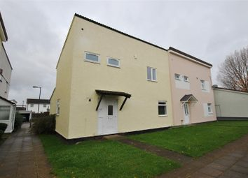 Thumbnail 2 bedroom semi-detached house for sale in Farrant Close, Bristol