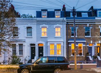 Thumbnail 4 bedroom terraced house for sale in Kilmaine Road, Fulham, London