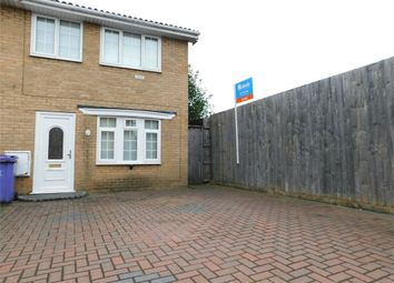 Thumbnail 3 bed end terrace house to rent in Tilston Close, Walton, Liverpool