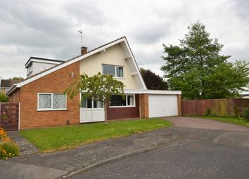 Thumbnail 4 bed detached house for sale in Ringwood Close, Wigston