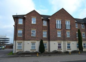 Thumbnail 2 bed flat for sale in Lion Court, Southbridge, Northampton