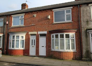 Thumbnail 2 bed terraced house for sale in South Terrace, South Bank, Middlesbrough