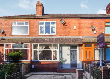 Thumbnail 2 bed terraced house for sale in Seville Street, Oldham