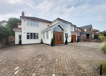 Thumbnail 5 bed detached house for sale in Sefton Drive, Worsley
