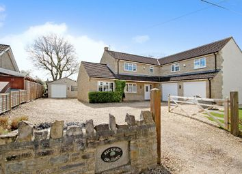 Thumbnail 4 bedroom detached house for sale in Compton Street, Compton Dundon, Somerton