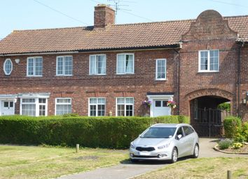 Thumbnail 3 bed terraced house for sale in Wide Lane, Southampton