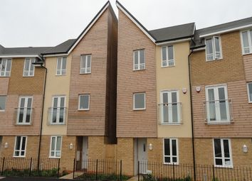 Thumbnail 4 bedroom town house to rent in Wenford, Broughton, Milton Keynes