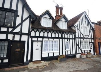Thumbnail 2 bed terraced house for sale in St Johns Terrace, Great Bardfield, Braintree
