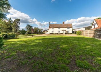 Thumbnail 5 bed detached house for sale in Smallworth, Garboldisham, Diss