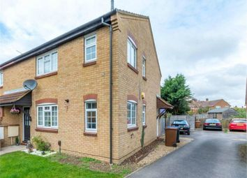 Thumbnail 1 bedroom end terrace house for sale in Vincenzo Close, Welham Green, North Mymms, Hatfield, Hertfordshire