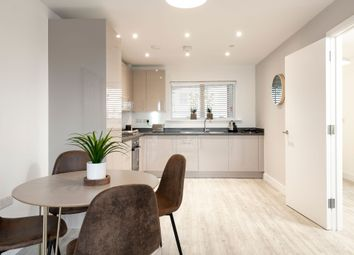 Thumbnail 1 bed flat for sale in Thames Reach, London