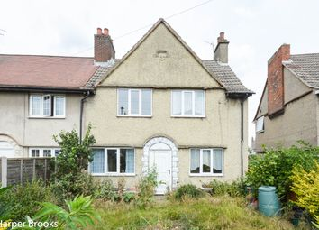 Thumbnail 3 bed end terrace house for sale in The Crescent Woodlands, Doncaster