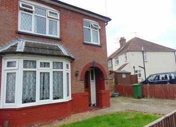 Thumbnail 4 bed semi-detached house to rent in Violet Road, Southampton