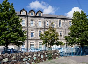 Thumbnail 1 bed flat for sale in Lower Holmes Street, Barry