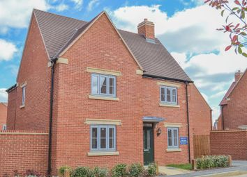 Thumbnail 4 bed detached house for sale in Oberon Lane, Brackley