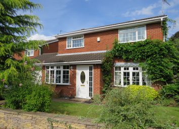 Thumbnail 4 bed detached house for sale in Cowlishaw Close, Shardlow, Derby
