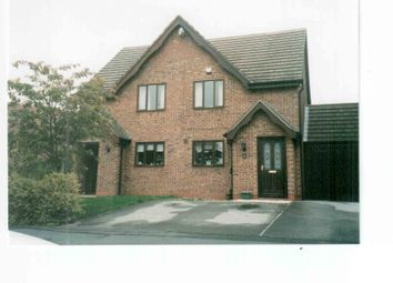 Thumbnail 2 bed semi-detached house to rent in Lindale Close Gamston, Nottingham