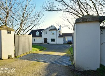 Thumbnail 4 bed detached house for sale in Lisboy Road, Downpatrick, County Down