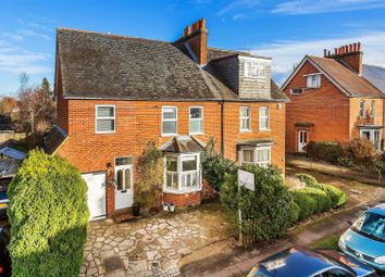 Thumbnail 4 bed cottage for sale in Glebe Road, Ashtead
