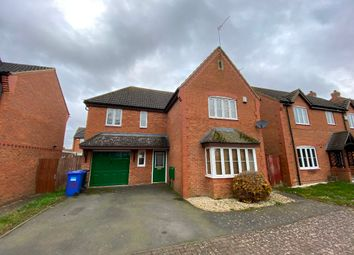 Thumbnail 4 bed detached house to rent in Diswell Brook Way, Deanshanger, Milton Keynes
