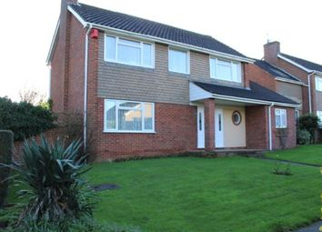 Thumbnail 4 bed detached house to rent in Cherry Road, Chipping Sodbury, Bristol