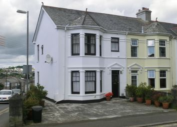Thumbnail 1 bed flat to rent in East Hill, Trewoon, St. Austell