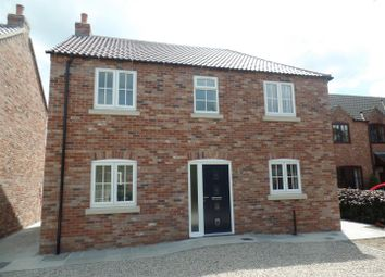 Thumbnail 3 bed detached house for sale in Mill Lane, North Hykeham, Lincoln