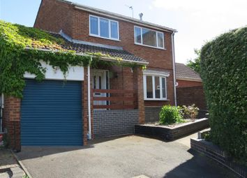 Thumbnail 4 bed detached house for sale in Mendip Close, Shepshed, Loughborough