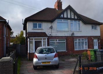 Thumbnail 3 bed semi-detached house for sale in Blackthorne Road, Walsall