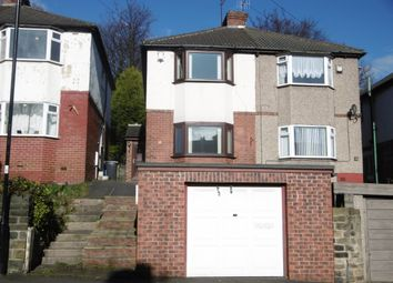 Thumbnail 3 bed semi-detached house to rent in Bolsover Road, Sheffield