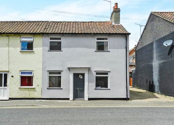 Thumbnail 2 bedroom semi-detached house for sale in Queens Road, Fakenham